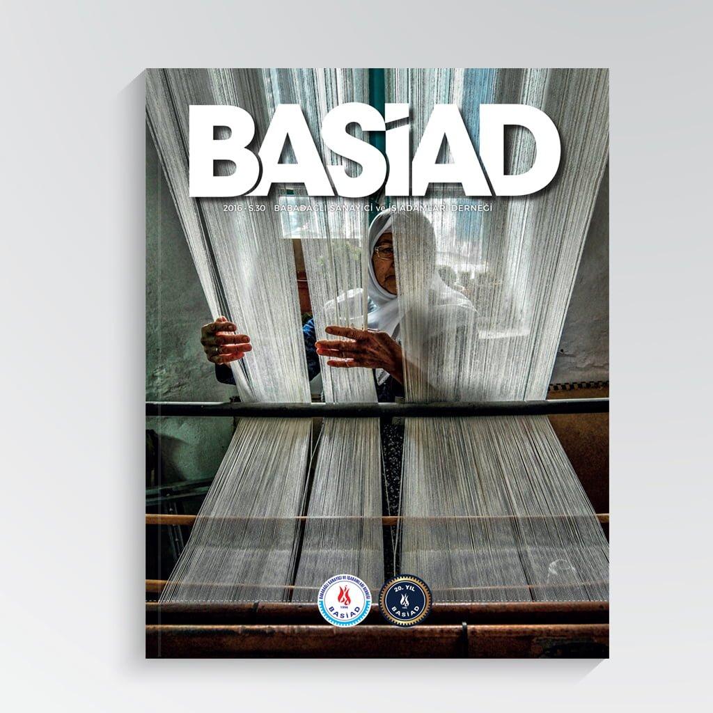 BASIAD Dergisi Sayı 1