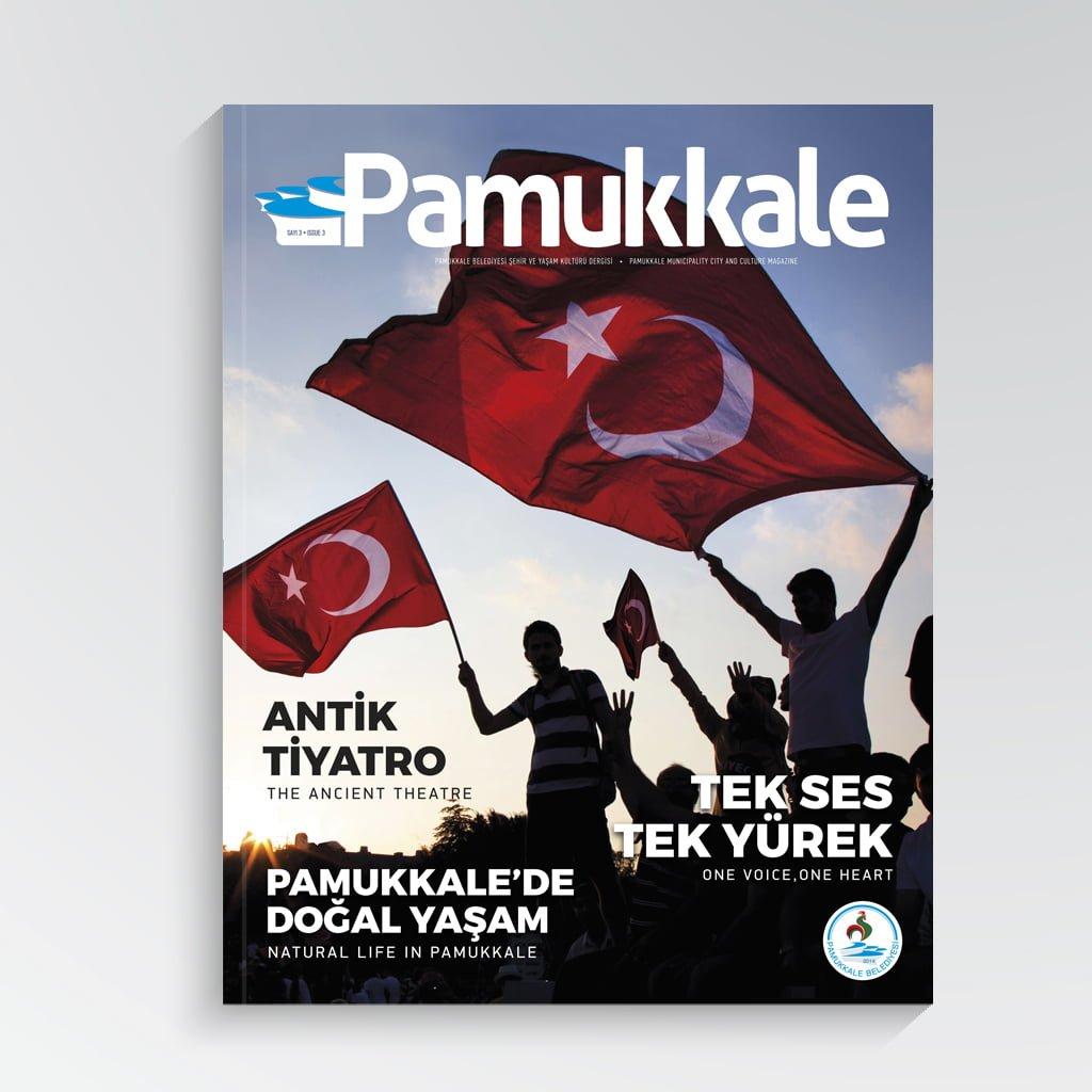 Pamukkale Dergisi Sayı 3