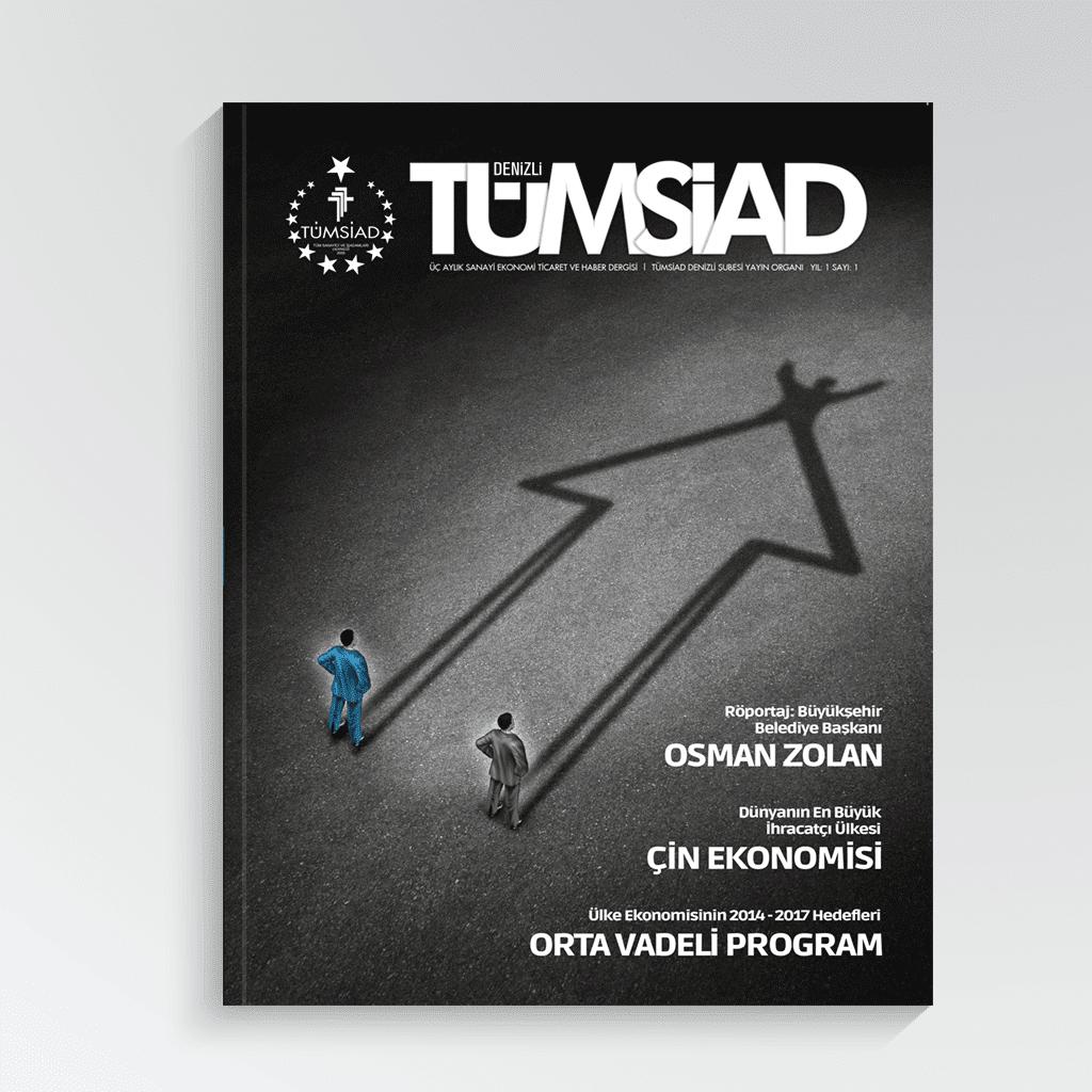 TÜMSİAD Dergisi Sayı 1