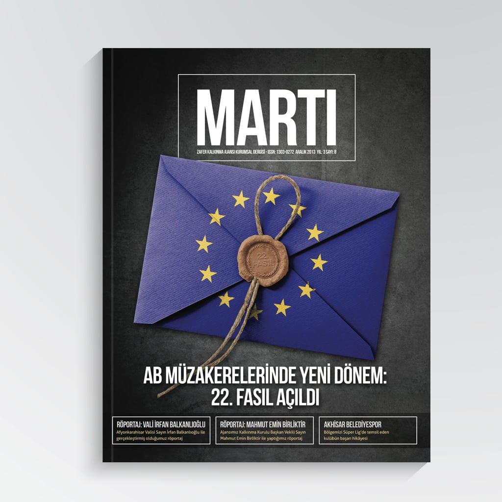 Martı Dergisi Sayı 3