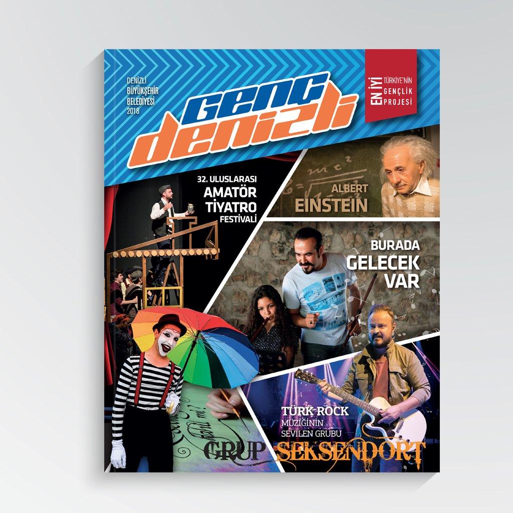 Genç Denizli Dergisi Sayı 2018